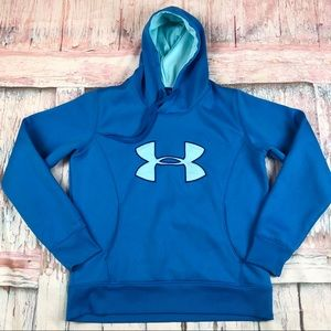 Under Armour xStorm ColdGear Semi-Fitted Hoodie
